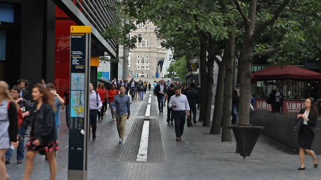 Landscape and architecture can and should work together to create good streets: More London