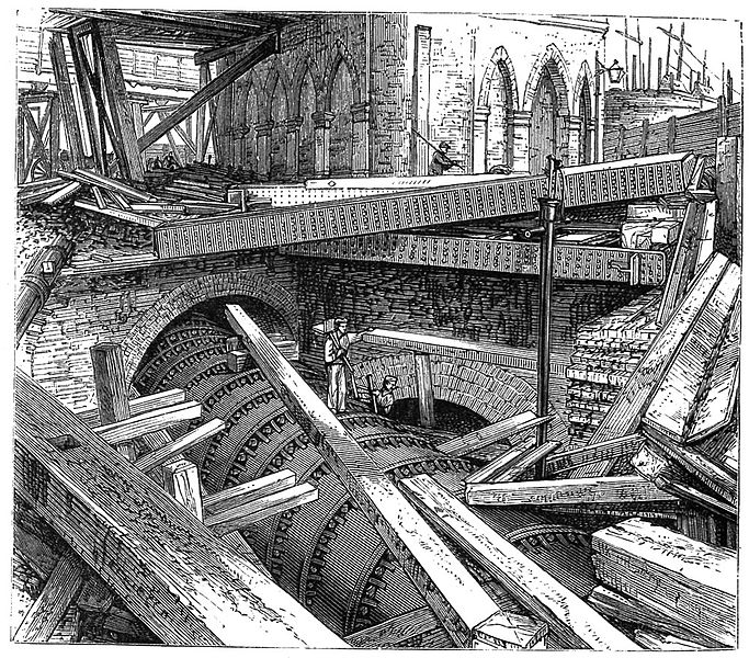 Is the Thames Tideway Tunnel is a Victorian solution to a 21st century problem?