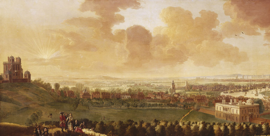 The Baroque design of Greenwich Park, in the 1660s, did not extinguish the old desire line. It leads to Greenwich Town Centre and is still in use. Geoffrey Jellicoe recommended its removal because it disfigures the grass parterre designed by Andre le Notre. The path is is now an ugly parallel-side strip of blacktop.
