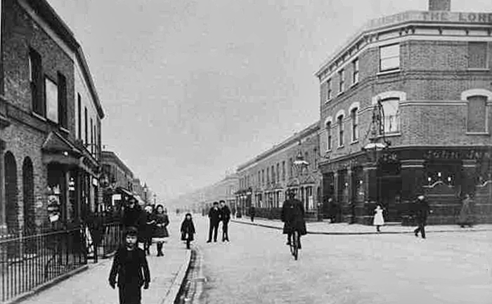 A2 Watling Street New Cross Road Deptford