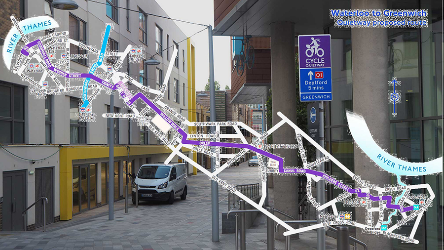Q1 Quietway 1 review