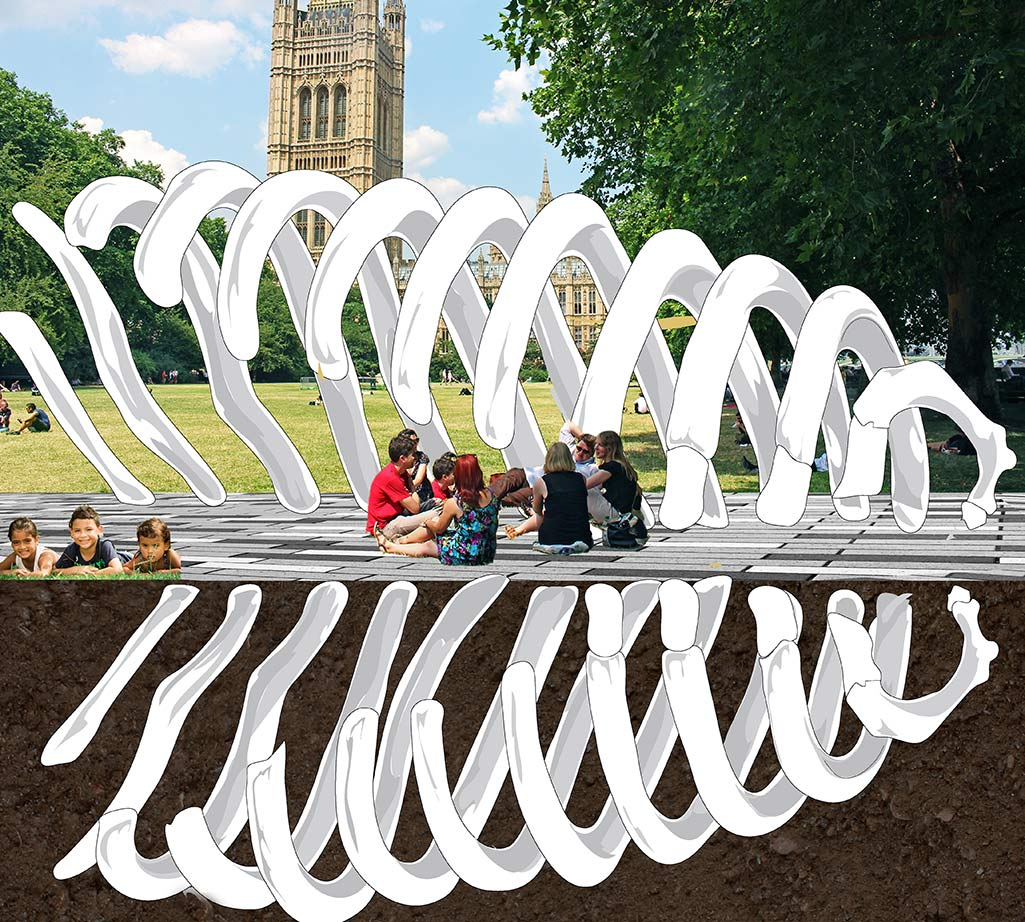 Save Victoria Tower Gardens From London S Second Holocaust Memorial Landscape Architects Laa